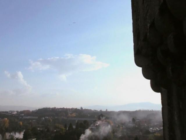 O documentário foi gravado na região da Galícia. (Foto: Reprodução/documentário)