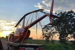 Sob suspeita de tráfico, piloto descartou GPS antes de pouso forçado